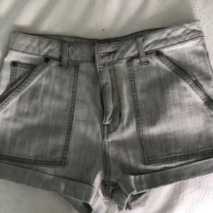 Free People Highwaisted Short